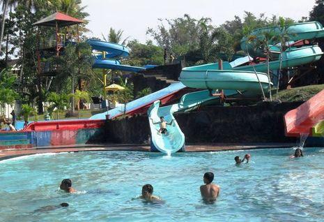 Seru dan Murah Meriah! Inilah 4 Water Park di Jawa Tengah
