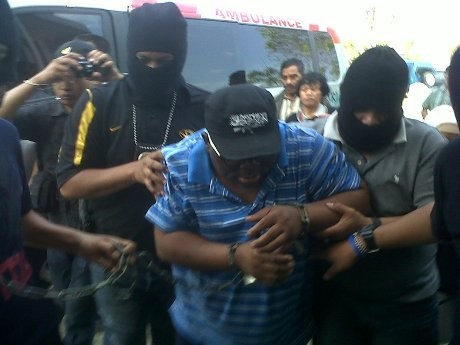 Terpidana Mati Ditangkap di RS Cilacap karena Diduga Jadi Bandar Narkoba