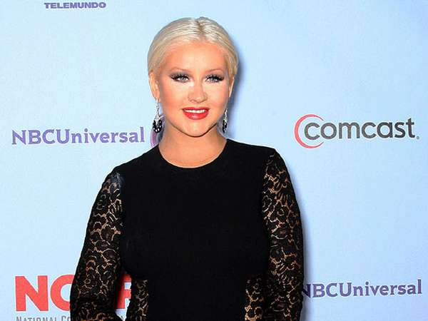 Si Montok Christina Aguilera