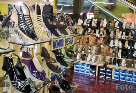 3 Surga Sepatu Murah Berkualitas yang Wajib Dikunjungi