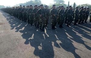 TNI Mutasi 85 Pati