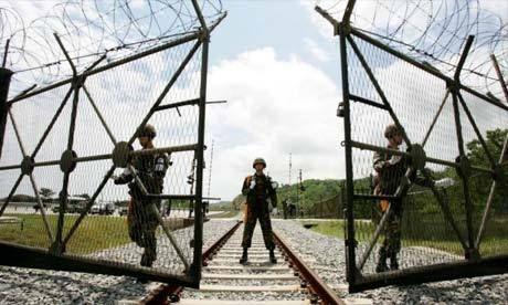 6 Perbatasan Negara Paling Berbahaya di Dunia