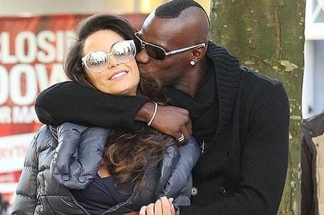 Balotelli Rujuk Lagi dengan Kekasihnya