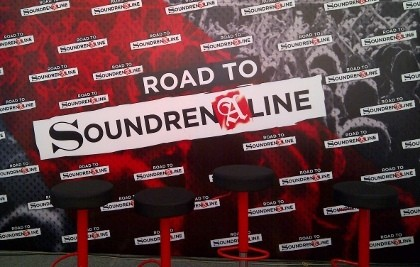 Road To Soundrenaline Mampir di Surabaya