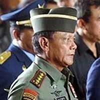 Partai NasDem Rekrut Mantan Panglima TNI Endriartono Sutarto