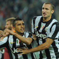 Juve Bungkam Roma 4-1