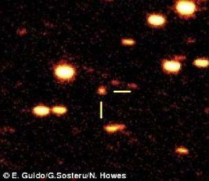 Komet Baru yang 15 Kali Lebih Terang dari Bulan Bakal Bikin \Wow\ di 2013