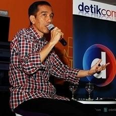 Jokowi: Mas Rudy Lebih Menguasai Medan dan Lapangan