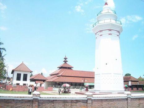 5 Tempat Paling Keren di Kota Tua Banten
