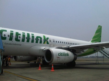 Citilink Promo Tiket Pesawat di Grand Indonesia