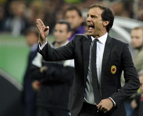 Allegri: Posisi Milan Sekarang di Luar Dugaan