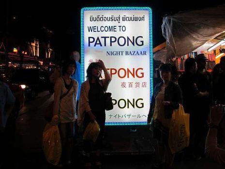 5 Tempat Belanja Murah Meriah di Bangkok