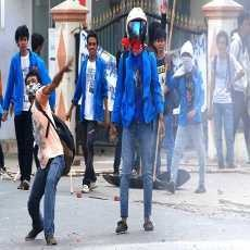 Alumnus Universitas Pamulang Diduga Provokasi Demo Tolak Wakapolri