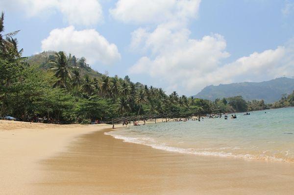 Bibir Pantai Pasir Putih Trenggalek Jawa Timur