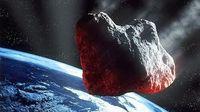 tabrakan komet