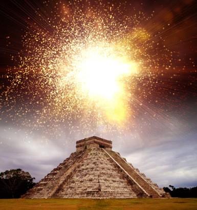 2 Bulan Jelang Kiamat Suku Maya, NASA Luruskan 6 Mitos Ini!