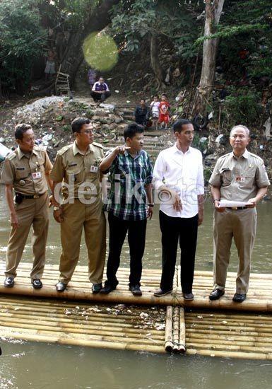 Pidato Ciamik Jokowi di Depan Camat dan Lurah se-Jakarta