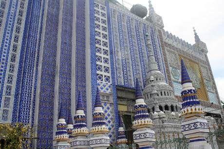 Malang Punya Masjid Paling Nyentrik di Indonesia