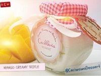 Lembutnya Creamy Triffle Ceciwawa Dessert