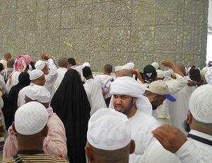 Lima Juta Jamaah Haji Padati Mina dan Makkah