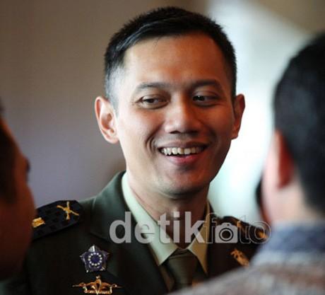 Agus Yudhoyono: Saya Tak Lahir Sebagai Anak Presiden