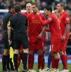 Gerrard Kritik Wasit dalam Derby Merseyside