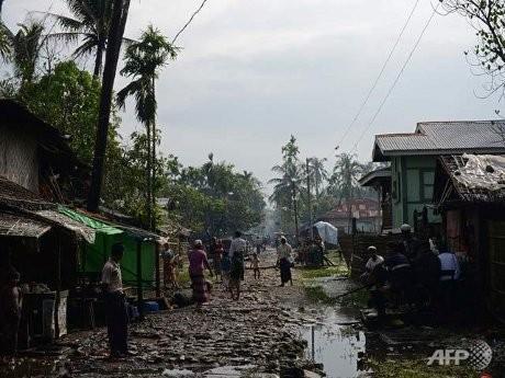 Myanmar Tolak Tawaran ASEAN untuk Bahas Konflik Rohingya