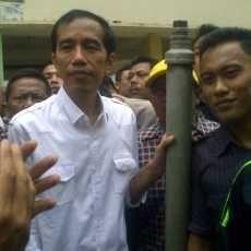 Jokowi: PKL Jangan Semau Gue