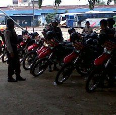 Lokasi Bentrokan Dua Kelompok Massa di Utan Kayu Masih Dijaga Polisi