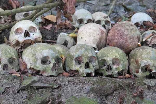 Trunyan, Kuburan di Bali yang Penuh Tengkorak!