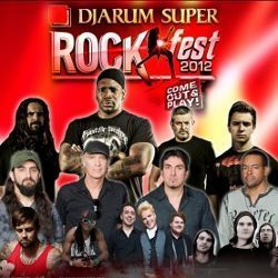 Mike Portnoy & Billy Sheehan Jadi Bintang \Rockfest 2012\
