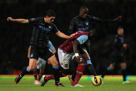 City Diimbangi West Ham