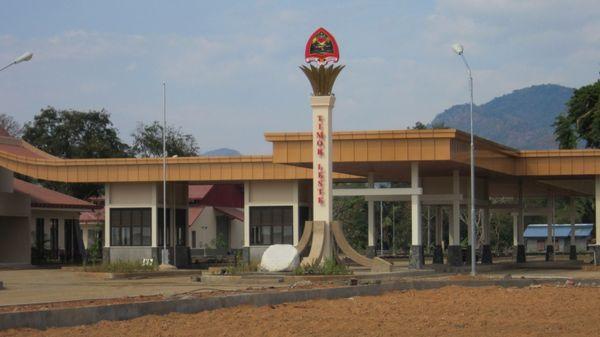Mota'ain-Batugade Border