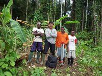 Survey Sambil Liburan di Pedalaman Papua