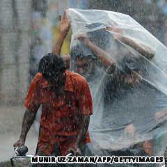 Hujan terlebat