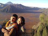 Pemandangan Indah Bromo, Hadiah Terindah untuk Pendaki