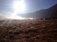 Naik Gunung Ramai-ramai ke Gunung Gede-Pangrango