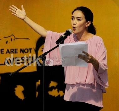 PDIP Deklarasikan Rieke-Teten untuk Pilgub Jabar di Bandung
