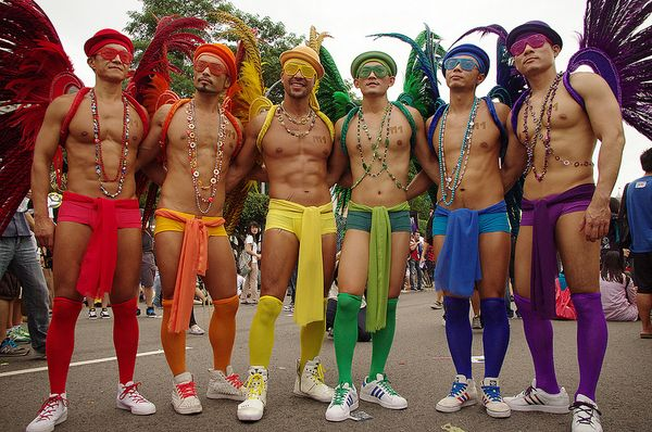 Лесби и гей фото 103-788