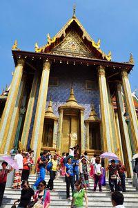 3 Tempat yang Harus Didatangi di Bangkok
