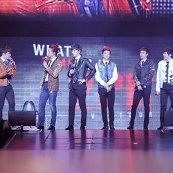 Konser Megah \What Time is It?\ 2PM di Shanghai
