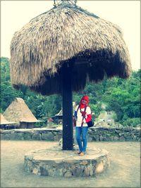 Kampung Bena, Perkampungan Megalitikum di Bajawa