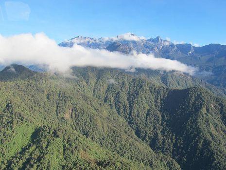 Rahasia Kecantikan Papua dari Angkasa