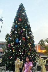 Cantik! Thailand Sudah Berhias Jelang Natal