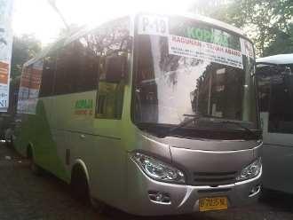 Metro Mini Eksekutif Bertarif Rp 5000 & Pakai Fasilitas TransJakarta