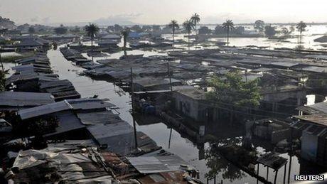 Banjir Nigeria