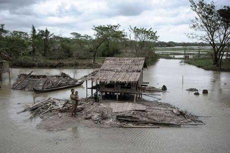 Banjir Myanmar