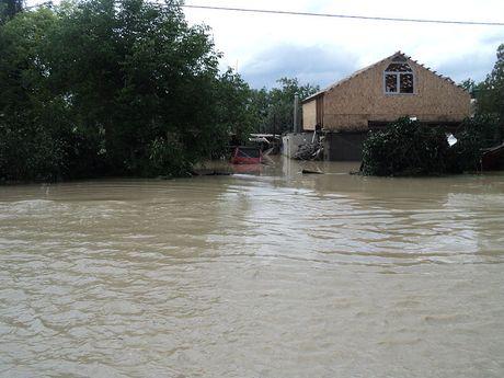 Banjir Rusia