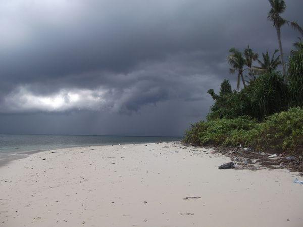 Pulau Buaya yang tenang
