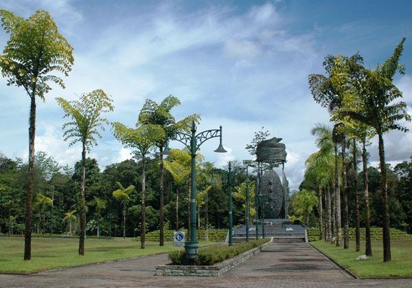 Distrik Paling Modern di Papua
